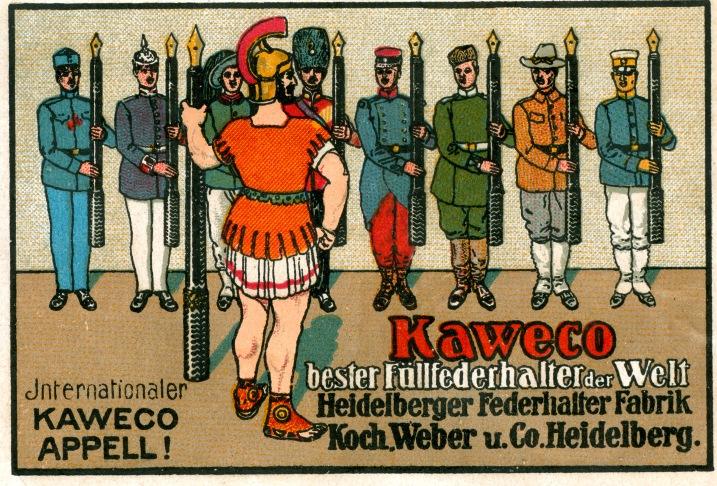kaweco_soldaten