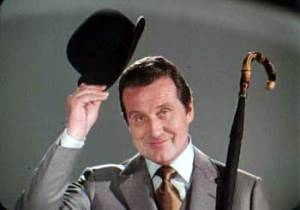 JOHN STEED!!! (the Patrick Macnee original)